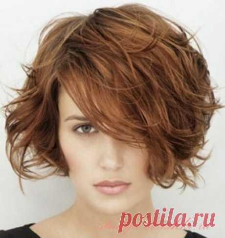 Как сделать волосы волнистыми   Стрижки и Прически