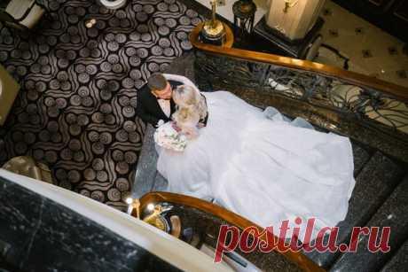 Воздушная свадьба на вилле 🌬