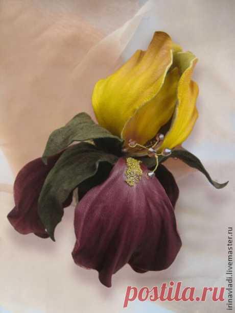 Красивейшие украшения из кожи | Рукоделие
