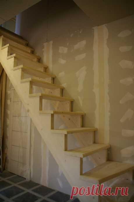 Лестница Сортавала.