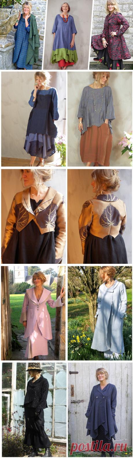 Свобода вне времени, стиль вне моды. Terry Macey и Angelika Elsebach - Ярмарка Мастеров - ручная работа, handmade