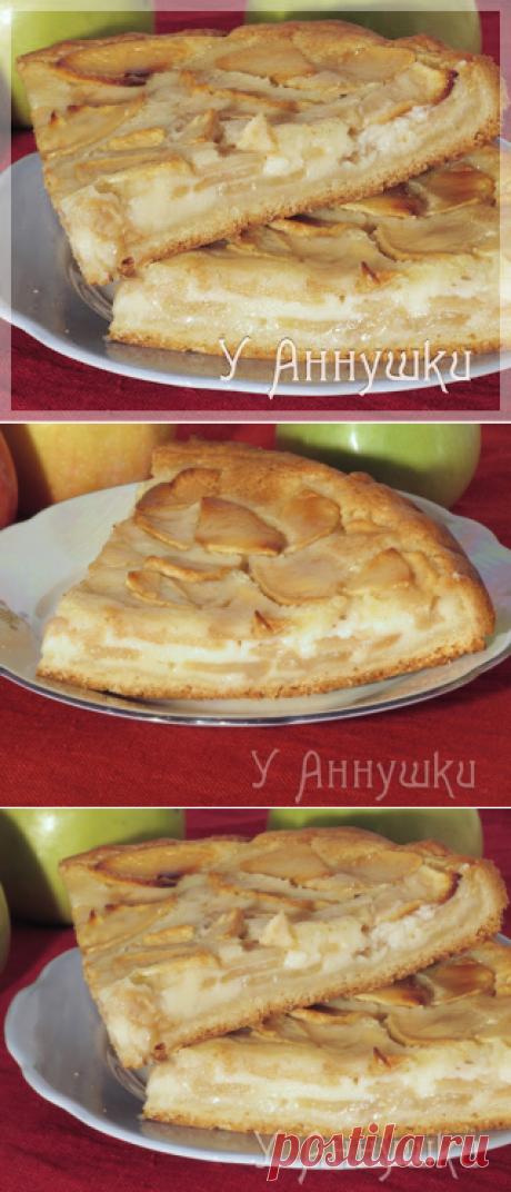 У Аннушки: Цветаевский яблочный пирог.