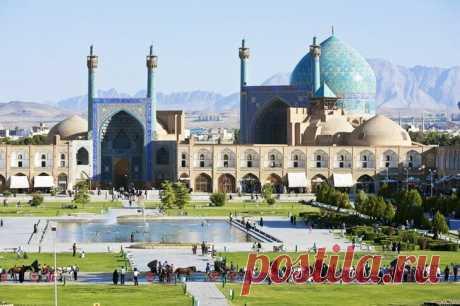 Иран – погружение в уникальную атмосферу древних городов