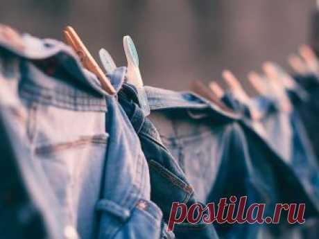 8 важных правил при стирке джинсов Нужно ли стирать джинсы сразу после покупки? Стоит ли стирать их часто и как правильно за ними ухаживать?