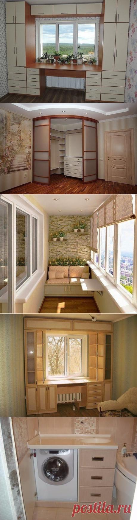 Las ideas geniales de diseñador, que harán su casa único