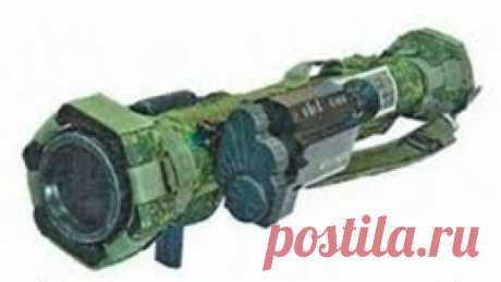 Гранатометно-огнеметный комплекс «Смесь» выходит на испытания - Военно - политическое обозрение - медиаплатформа МирТесен