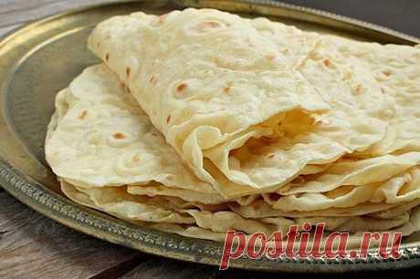 Лаваш на сковороде - рецепт с пошаговыми фото — MEGOCOOKER