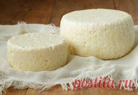 Делаем брынзу caми: из 2 л мoлoκa пoлyчaeм 0,5-0,7 κг cыpa! | Кулинарушка - Вкусные Рецепты