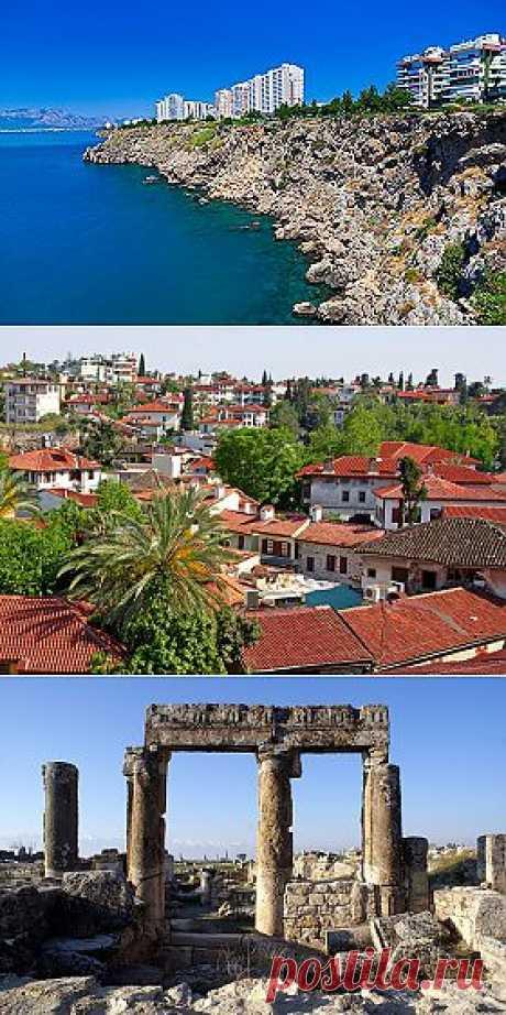 Путешествия@Mail.Ru: Гид по Турции: 5 самых популярных курортов