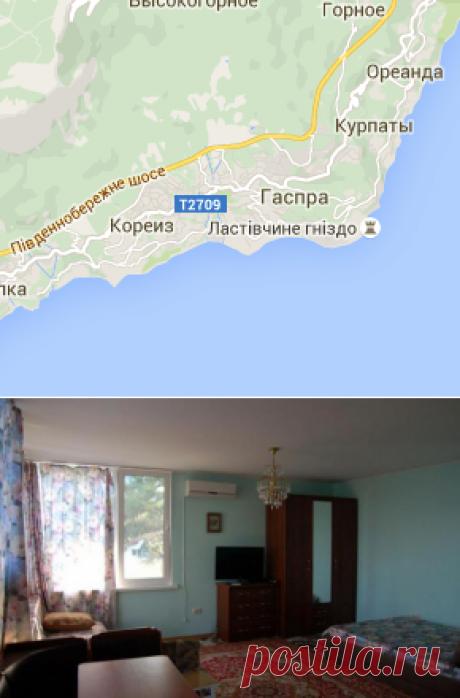 Номер В соснах. Отдых в частной гостинице Мисхора/Крым. Гостевой дом в соснах.