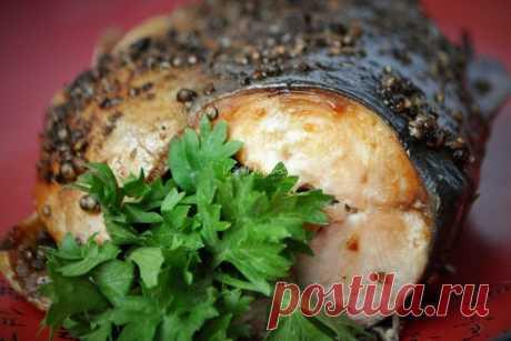 Вкусная горбуша в духовке и рецепт особого маринада