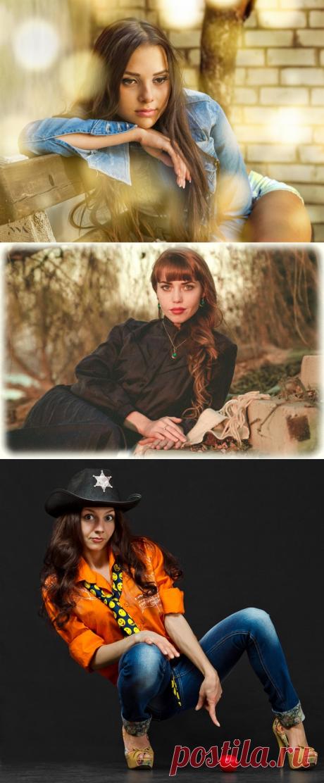 Красивые девушки фотографа из Украины(Николаев) под ником VVA