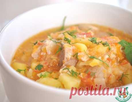 """Картофель """"Ленивый, любимый"""" – кулинарный рецепт"""