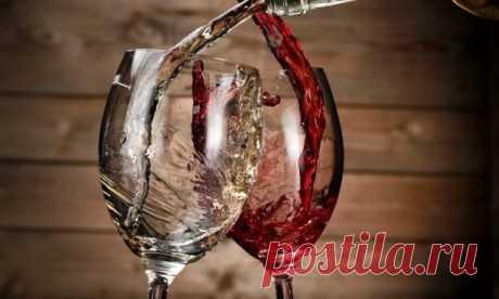 Какое вино более полезно для организма? Красное или белое?