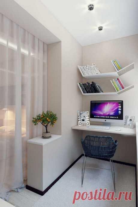 Дизайн комнаты с балконом: лучшие решения и фото-примеры - Счастливые заметки