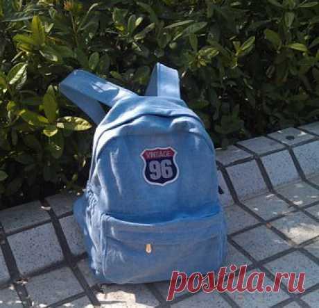 Выкройка рюкзака , подробный пошив по ссылке  #выкройка@sew_room#сумки #рюкзак #джинса #оксфорд #мастеркласс