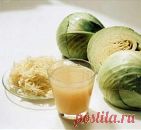Капустный сок: польза, состав и лечение соком капусты | Краше Всех