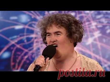 ▶ Susan Boyle - Britains Got Talent 2009 Episode 1 - Saturday 11th April | HD High Quality - YouTube