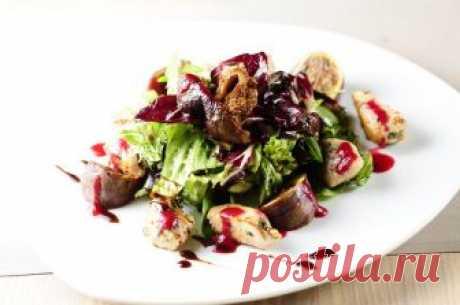 Как готовить теплый салат с индейкой и инжиром пошагово с фото | Смачно Рецепт теплого салата из индейки и инжира. Как приготовить теплый салат из индейки и инжира