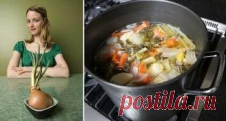Луковый (боннский) суп для снижения веса и уменьшения живота | ПП, ДИЕТЫ, ПОХУДЕНИЕ | Яндекс Дзен