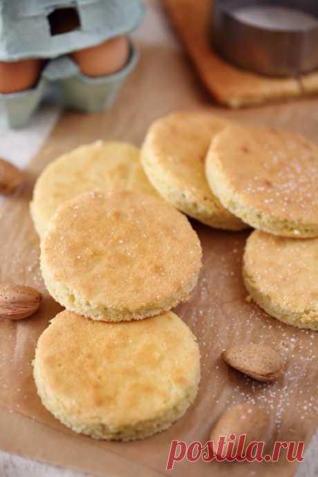Biscuit joconde - chefNini
