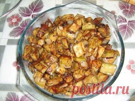 Баклажаны как грибы / Изысканные кулинарные рецепты