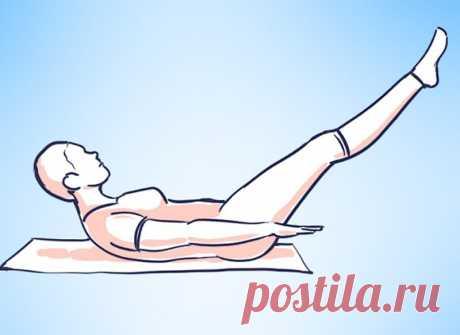 Золотое упражнение пилатеса. «Сотня» для абсолютно всех мышц брюшной полости! — Копилочка полезных советов