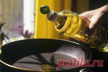 Как правильно хранить растительное масло – в шкафу или в холодильнике