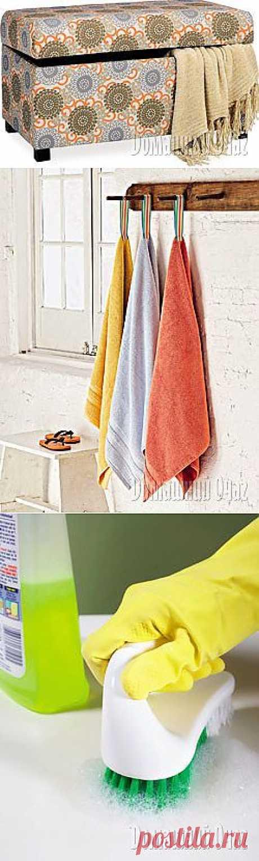50 шагов к порядку в доме | Уборка | Женский журнал Домашний Очаг