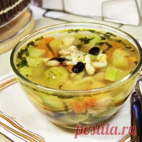Блюда из фасоли - рецепты с фото - PhotoRecept.ru