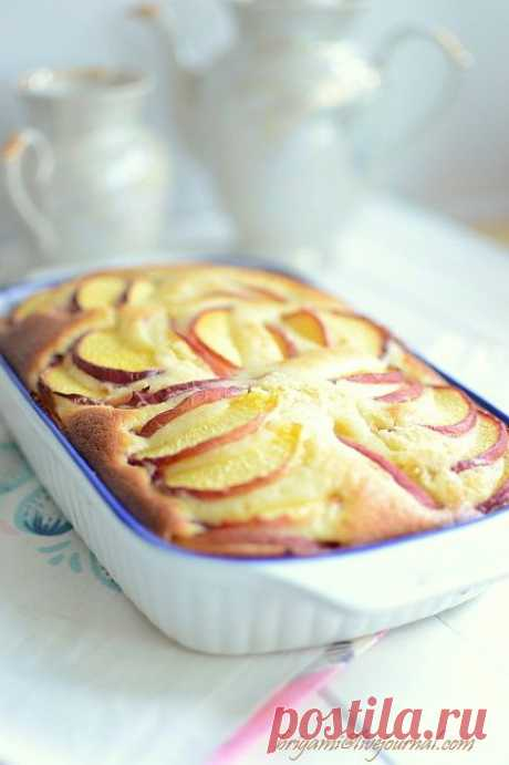 brigami: Персиковый пирог