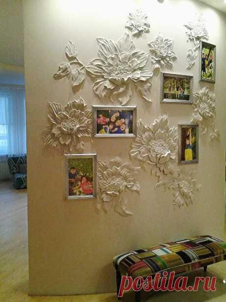 барельефы картины на стенах дизайн фото — Яндекс: нашлось 13млнрезультатов