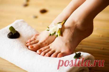 Опухшие щиколотки на ногах