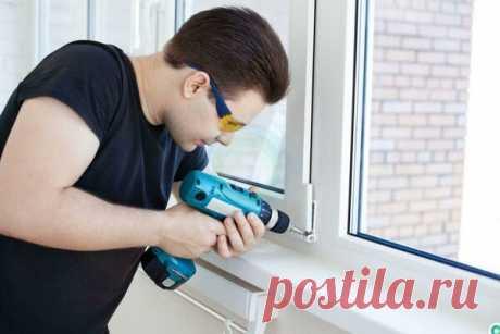 Как самому исправить мелкие поломки металлопластиковых окон?   Кузьма   Яндекс Дзен
