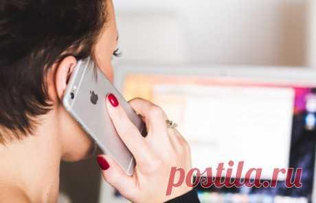 Как избавиться от навязчивого разговора по телефону? — Полезные советы