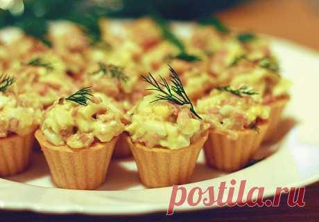 12 начинок для тарталеток | Печем и варим