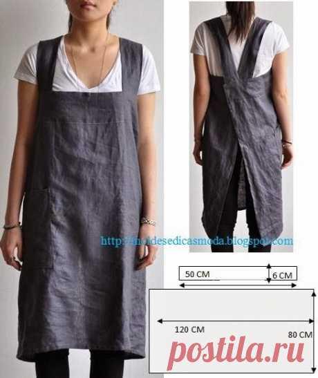 Фартуки (подборка) Модная одежда и дизайн интерьера своими руками