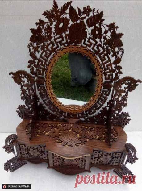 Зеркало 'French Mirror' (SS) купить в Беларуси HandMade, цены в интернет магазинах
