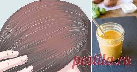 ¡El modo simple de librarse de los cabellos canos sin coloración!