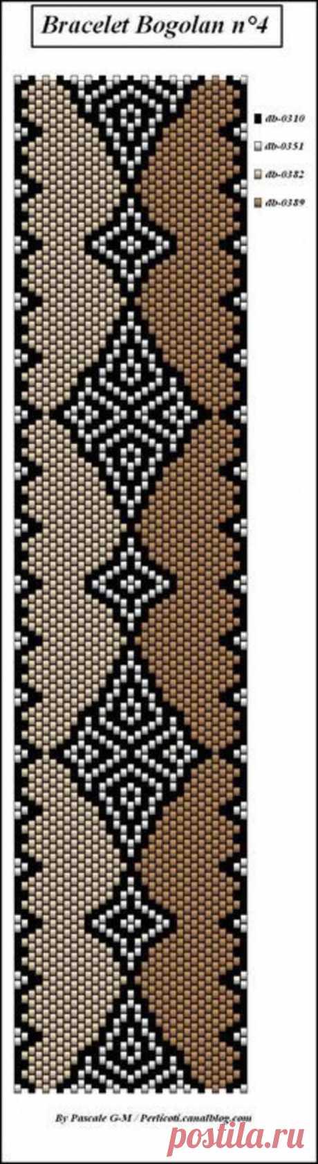 (13) Pin by kazumi on beads stitch