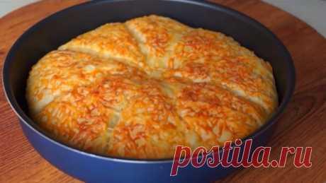 Самые простые лепешки на завтрак или перекус! Вам обязательно понравится!