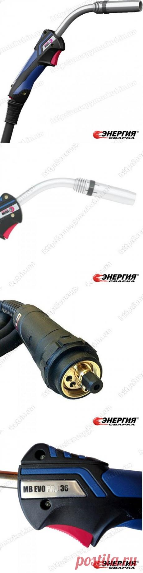 014.0531.1 Сварочная горелка Abicor Binzel MВ EVO PRO 36  (KZ-2)  5,00 м      купить цена Украине