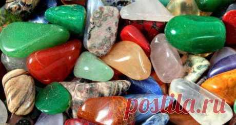 Какие бывают камни талисманы