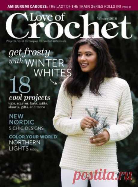 Love of Crochet Winter 2016