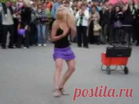 танец Ламбада.wmv