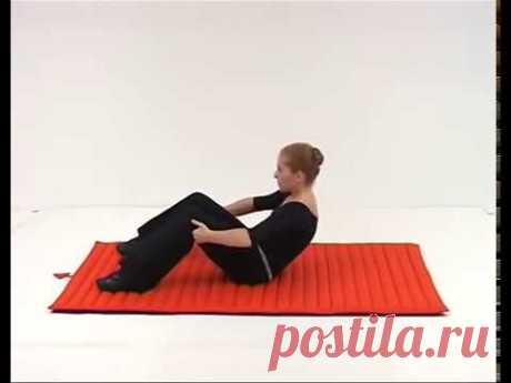 СУПЕРКомплекс упражнений при остеохондрозе  (шейно-грудной отдел)