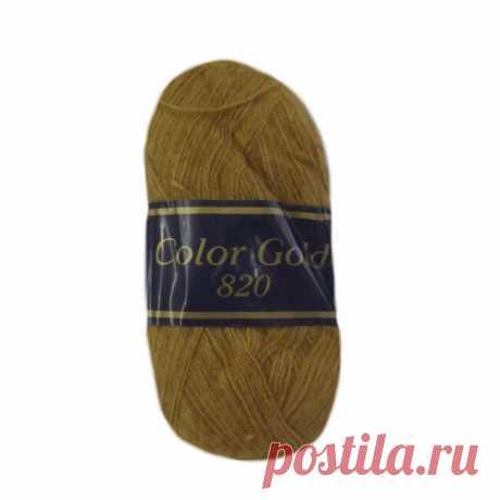 Купить пряжу Color Gold 11030 в интернет-магазине Lanoso