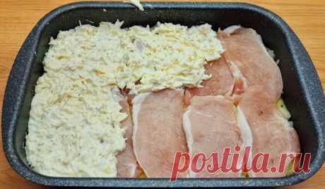 Nepaprastai skanus ir greitas mėsos orkaitėje receptas. Paprasti ingredientai - IDOMUSKAITYTI.LT
