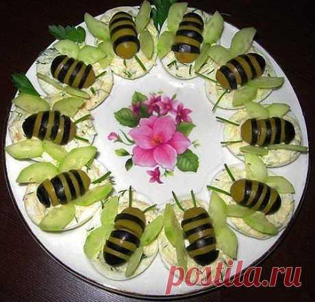 Шустрый повар.: Удивительные пчелки