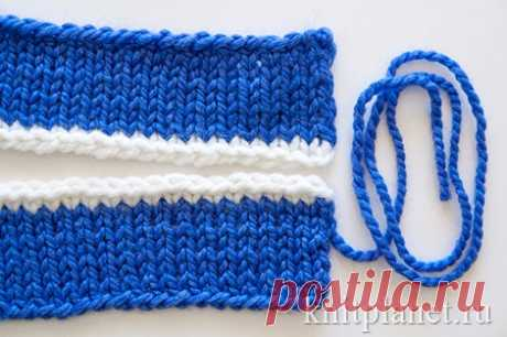 We sew knitted cloths. Selection: ways, knitted seams, master classes + video of MK